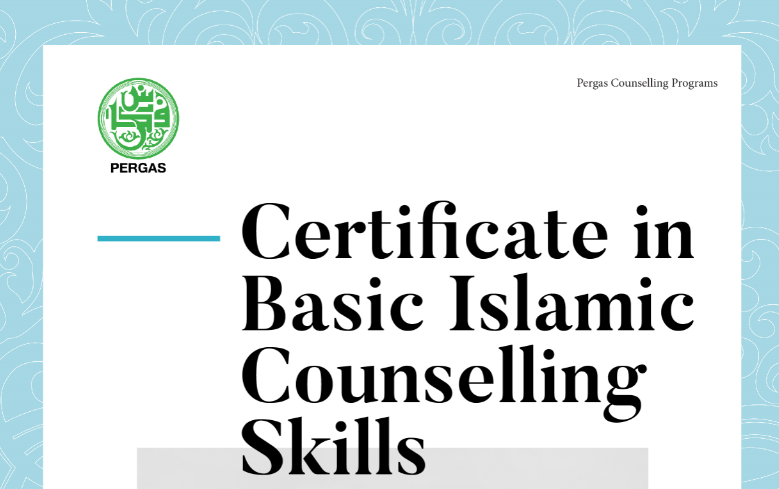 Certificate in Basic Islamic Counselling Skills